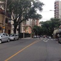 Photo taken at Rua Santa Catarina by Carlos Eduardo on 3/28/2016