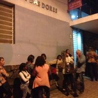 Photo taken at Teatro Nossa Senhora das Dores by Carlos Eduardo on 7/6/2016