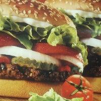 Photo taken at Burger King by Arturo M. on 11/28/2012