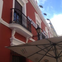 Photo taken at Aparthotel San Marcos by Carlos on 3/9/2013