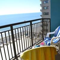 Photo taken at Grande Shores Ocean Resort by Grande Shores Ocean Resort on 7/24/2013