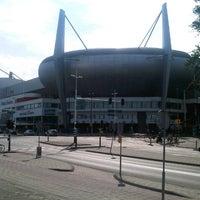 Photo taken at Philips Stadium by Irishka B. on 5/28/2013