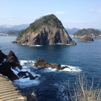 Photo taken at 今子浦 by Daichi K. on 3/27/2014