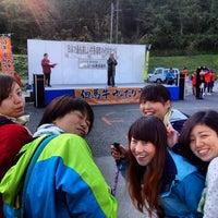 Photo taken at おじろスキー場 ゴンドラステーション by Daichi K. on 11/1/2013