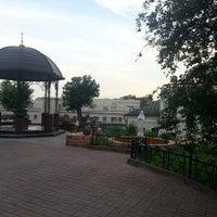 Photo taken at Храм святых апостолов Петра и Павла by Evgeny P. on 6/26/2013