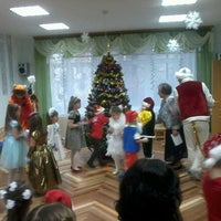 Photo taken at Детский сад №6 by Alexasha G. on 12/26/2013