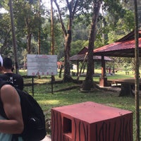 Photo taken at Kanching Waterfall by Amr S. on 7/23/2017
