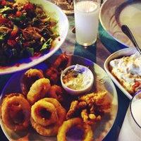 Photo taken at Turgutreis Balık Pişirme Evi by Güzin on 9/26/2014