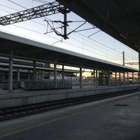 Photo taken at Albacete Railway Station - Los Llanos by M. Soledad G. on 11/22/2012