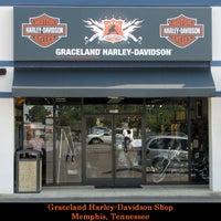 graceland harley davidson motorcycle shop. Black Bedroom Furniture Sets. Home Design Ideas