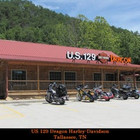 US 129 Dragon Harley-Davidson - Tallee, TN