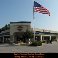 Photo taken at Rocky Mount Harley-Davidson by Carlos H. on 10/1/2012