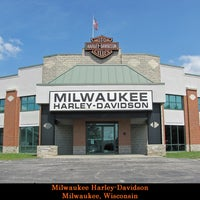 Photo taken at Milwaukee Harley-Davidson by Carlos H. on 10/3/2012