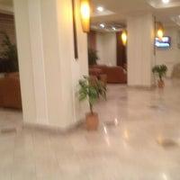Photo taken at Ramada Tashkent Hotel by Mamur John on 12/3/2012