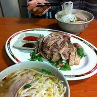 Photo taken at 鴨肉扁・土鵝專賣店 by JiM C. on 12/23/2012