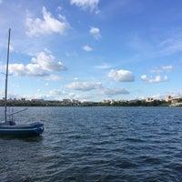 Photo taken at Ижевская Пристань by Дмитрий on 7/29/2014