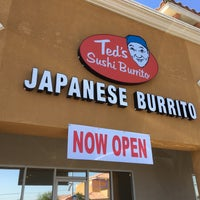 Photo taken at Ted's Sushi Burrito by Thanh L. on 8/29/2016