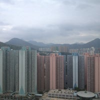 Photo taken at Crowne Plaza Hong Kong Kowloon East by Laurent P. on 10/26/2012