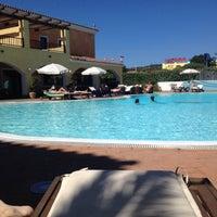 Foto scattata a Hotel La Funtana da Andrea P. il 7/18/2014