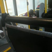 Photo taken at Bus 297 by Deanie on 10/13/2012