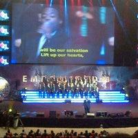 Photo taken at Sentul International Convention Center (SICC) by Gebbie Malona C. on 5/17/2013