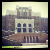 Photo taken at Little Rock Central High School National Historic Site by Colin T. on 6/12/2013