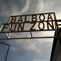 Photo taken at Balboa Fun Zone by Erin on 3/26/2013
