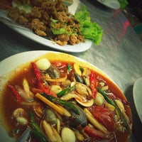 Photo taken at Wajir Seafood by Jimmy S. on 1/3/2013
