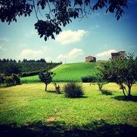Photo taken at Castelvetro di Modena by Luca F. on 8/2/2014