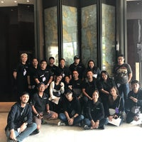 Photo prise au Sheraton Grand Jakarta Gandaria City Hotel par Kunti W. le11/10/2017