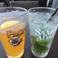 Photo taken at Pier 701 Restaurant & Bar by Marc on 6/25/2018