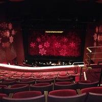 Снимок сделан в San Diego Civic Theatre пользователем Dana F. 12/17/2012