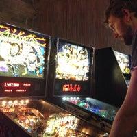 Photo taken at Emporium Arcade Bar by Brad C. on 6/16/2013