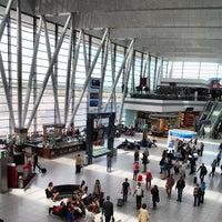 Photo taken at Budapest Liszt Ferenc International Airport (BUD) by Anastasiya on 5/16/2013