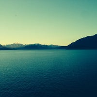 Photo taken at Howe Sound by Brad O. on 1/25/2014