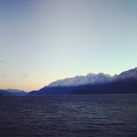 Photo taken at Howe Sound by Brad O. on 1/31/2014