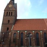 Das Foto wurde bei Marktkirche von Yama D. am 3/31/2013 aufgenommen