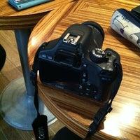 Photo taken at Coffee Mama by Jeonghyun P. on 12/17/2012