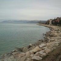 Photo taken at Eğirdir by Yazabilen Yaratık on 3/7/2013