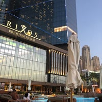 4/15/2018 tarihinde Khalid W.ziyaretçi tarafından Rixos Premium Dubai'de çekilen fotoğraf