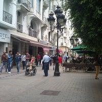 Photo taken at مطعم صفاقس by Elena M. on 5/17/2014