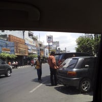 Photo taken at Super Indo Jalan Solo by Uuk S. on 9/14/2014