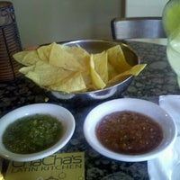 Photo taken at cha chas tequila by Courtney B. on 12/25/2012