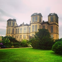 Photo taken at Hardwick Hall by Peter on 8/21/2013