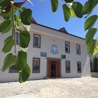 Photo taken at Selçuk Üniversitesi Sualtı Arkeoloji Araştırma ve Uygulama Merkezi Kemer by Burcu S. on 7/5/2017