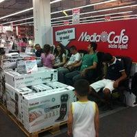 Photo taken at Media Markt by Fatih İ. on 7/14/2013