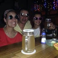Photo taken at Yesterday Bar by Monika on 12/27/2013