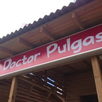 Photo taken at Doctor Pulgas by Monika on 7/11/2013