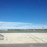 Photo taken at Port Elizabeth International Airport (PLZ) by Julia Victoria  🇮🇹👑 on 12/3/2013