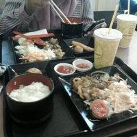 Photo taken at Hoka Hoka Bento by aisa a. on 12/11/2012